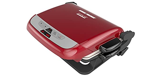 George Foreman  - Multi-Plate Grill