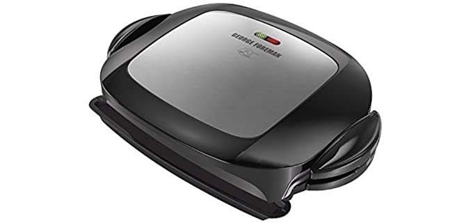 George Foreman GRP472P - Press Grill