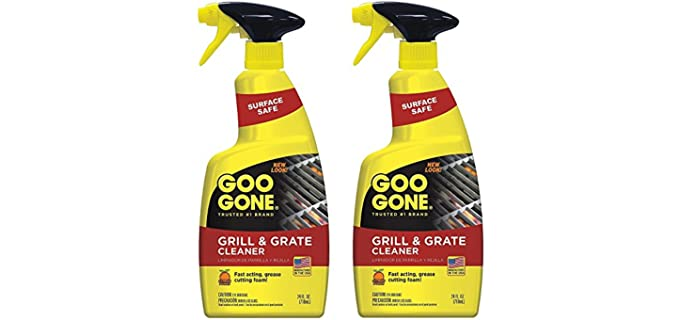 Goo Gone Degreasing - Grill and Grate Cleaner