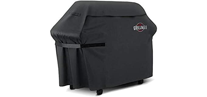 Grillman Premium - BBQ Grill Cover