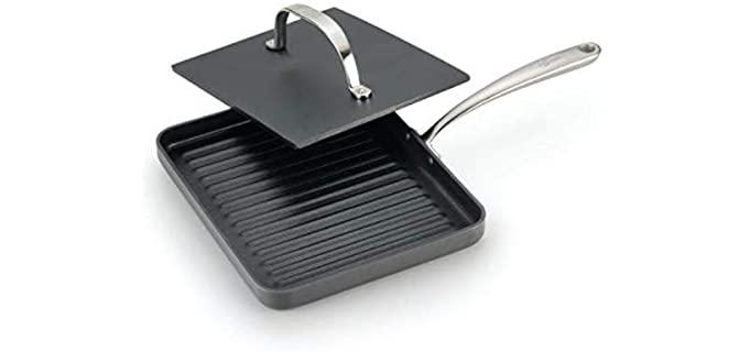 Lagostina Nera - Grill Pan Press