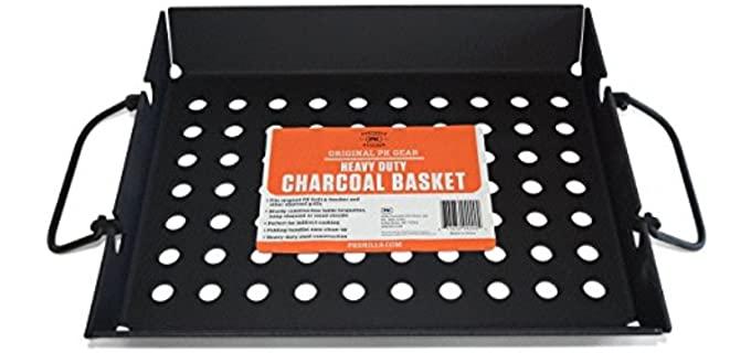 PK Grills Store PK99090 - Charcoal Basket