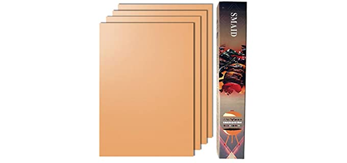 Smaid Gold - Copper Grill Mat