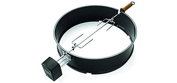 Weber 2290 - Charcoal Kettle Rotisserie