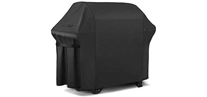 iCOVER 600D Canvas - Gas Grill Cover