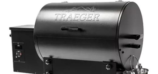 Treager Grill Photo