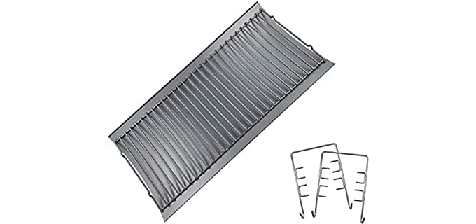 Replace parts Aluminized - Charcoal Tray for Gas Grill