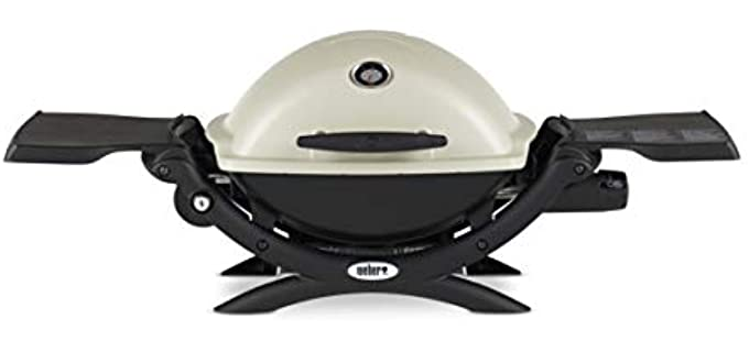 Weber Titanium - Charcoal Grill